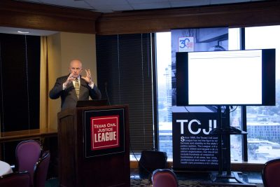 Texas Civil Justice League 2017 Annual Meeting | Mike Baselice