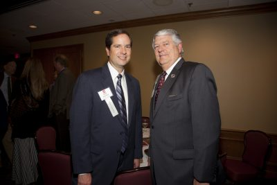 Texas Civil Justice League 2017 Annual Meeting | Justice Scott Field | Hon. Paul Workman