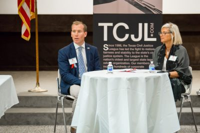 2018 Judges Forum_1105_mike-toth-lisa-kaufman