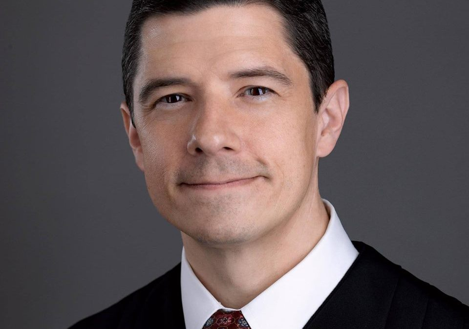 Governor Abbott Appoints Brett Busby To Texas Supreme Court