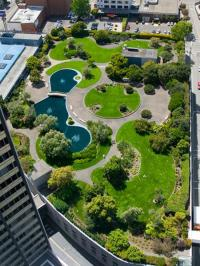 Kaiser Center Roof Garden | The Cultural Landscape Foundation