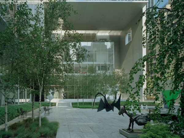 Abby Aldrich Rockefeller Sculpture Garden Cultural