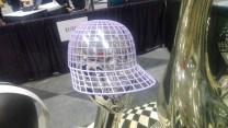 3D printed hat