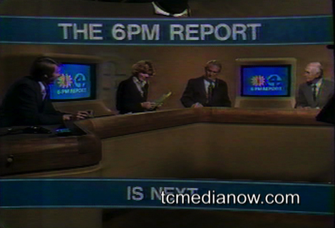 WCCOTV 6pm Report from November 28 1979 Dave Moore Pat