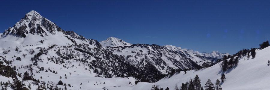 Sortie Ski de randonnée des 28 et 29 mars 2015