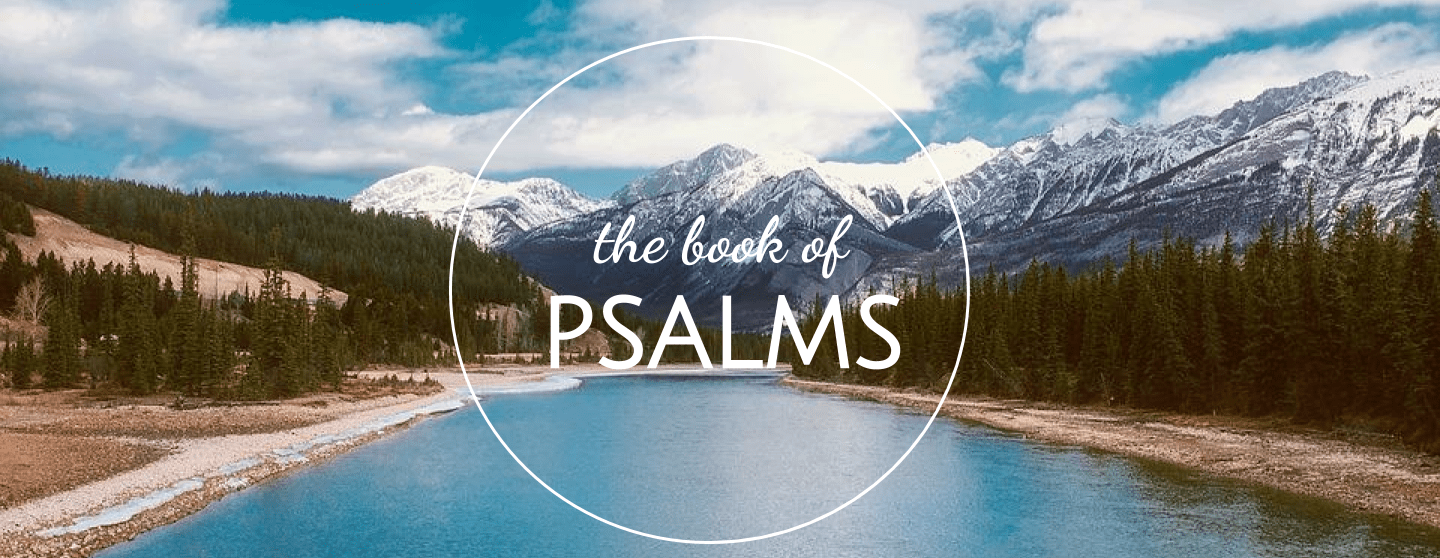 The Book of Psalms Banner