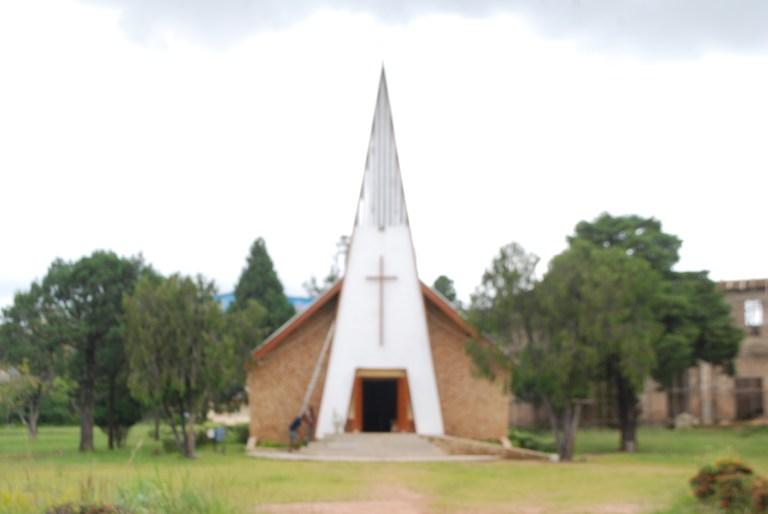 The TCNN Chapel - center of spiritual activities
