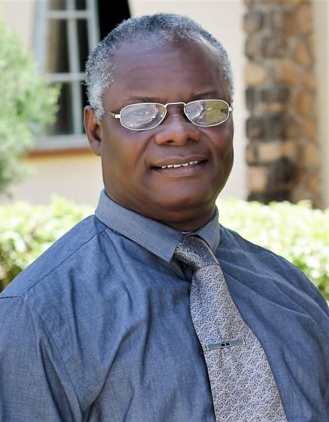 Rev. Dr. Ekpo