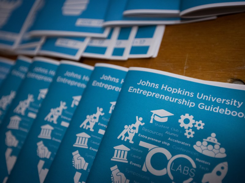 JHU Entrepreneurship Guidebook