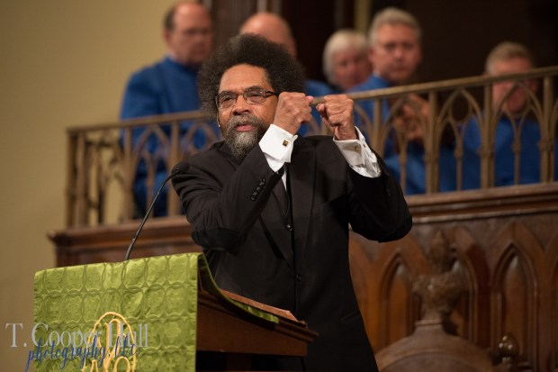 This lecture and surrounding events will engage us in one of the most relevant issues of our time, social justice. As people of faith, we believe that God expects us to do not just what is right, but also what is faithful. It is our hope that this conversation with Dr. West will help us to discern a faithful response to issues of race and inequality and to experience a hope-filled transformation as individuals and as a community.