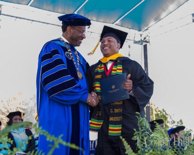 JCSU 2016 Graduation