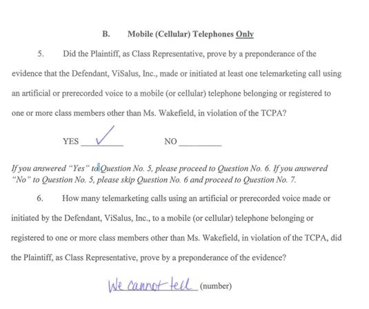 Verdict Form 2