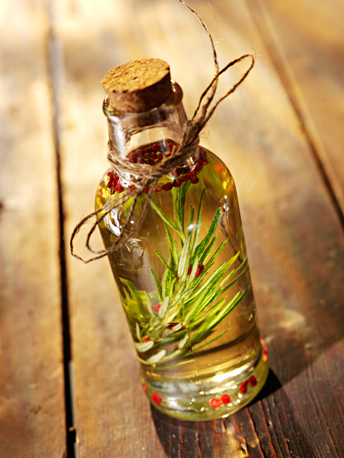 Rosemary Oil is a flavorful addition to many meals.
