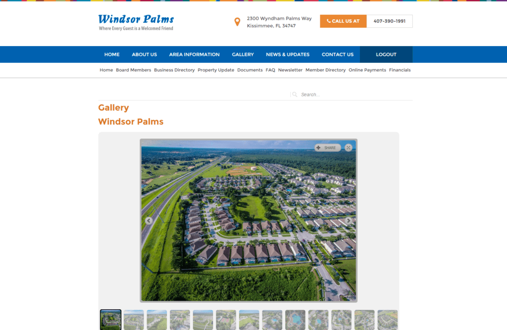 Gallery   Windsor Palms Online