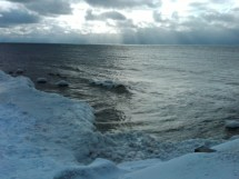Summer Winterscapes Of Grand Haven State Park
