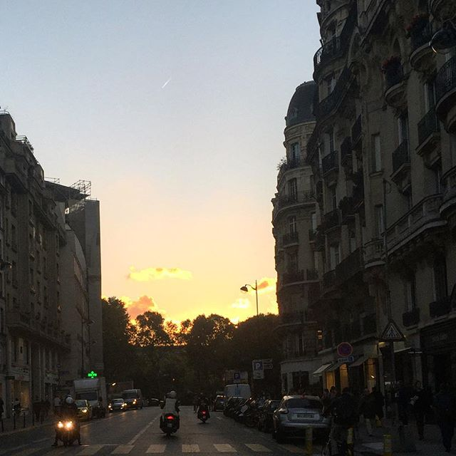 Hier soir, Paris