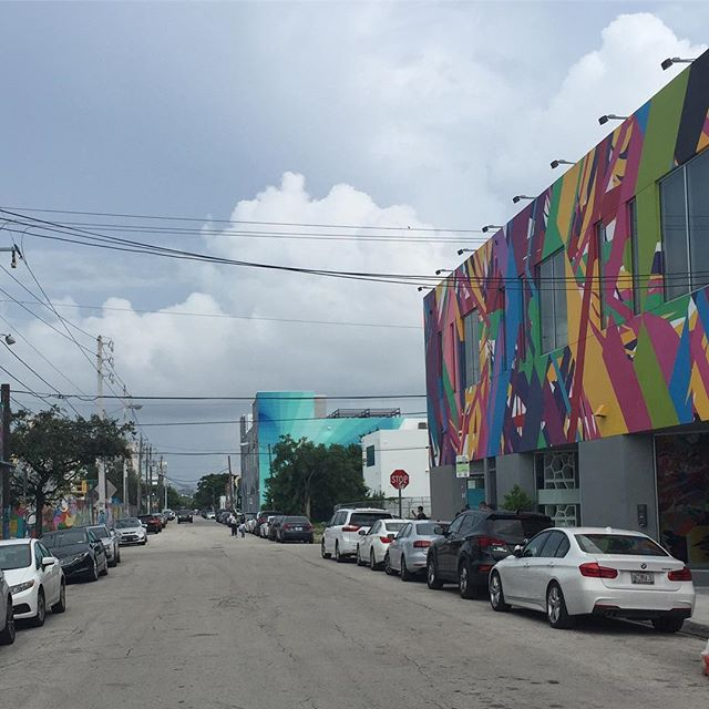 Art district #miami