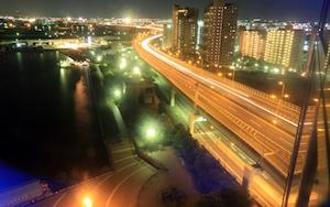 大阪 デート ドライブ 夜 おすすめ スポット 7