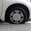 車 パンク 修理 方法 自分