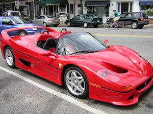 フェラーリ 人気 車種 6