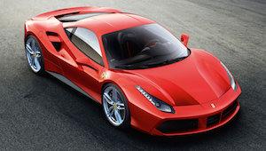 フェラーリ 人気 車種 4