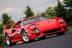 フェラーリではF40を!中古車価格や特徴、乗っている有名人は?