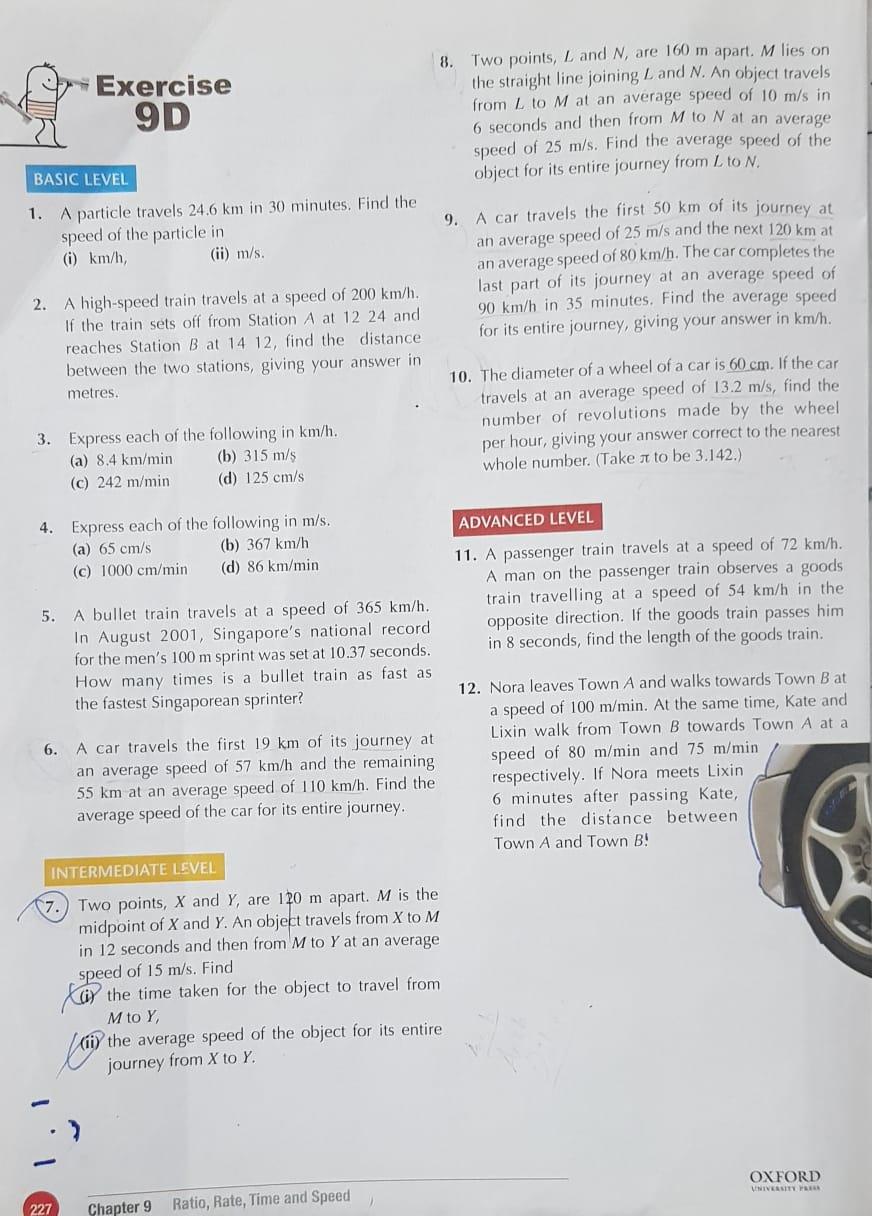 Class 8 – Math
