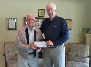 2013 Donation From Senator Dick Elliott
