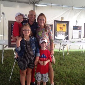 Momtgomery\'s With Major Dan Rooney
