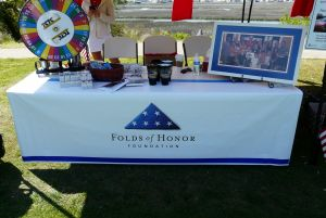 2015 Folds of Honor Sring fundraiser