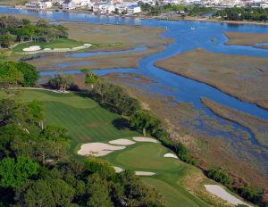 Tidewater par 3 third hole