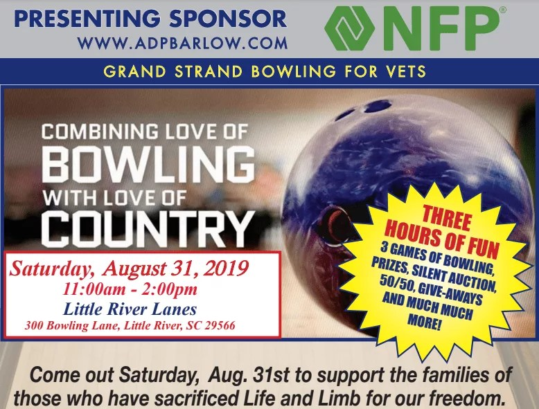 Bowling for Veterans