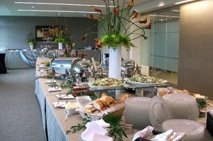 Buffet table - Buffet-table