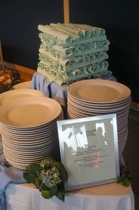 Plates and silverware - OLYMPUS DIGITAL CAMERA