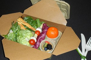 Salad to go container - Salad to go container
