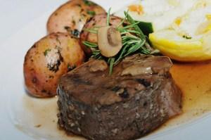 Steak and potatoes - Steak and potatoes