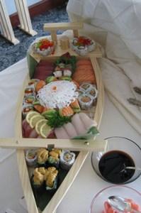 Sushi boat - Sushi boat