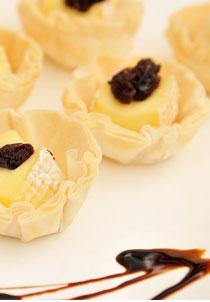 Dessert shells header image - Home