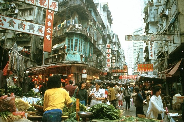 Old Wanchai | ©cc by-nc-nd 2.0 GothPhil