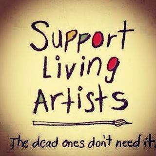 support-living-artists