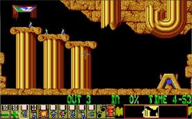 Lemmings VGA level 2