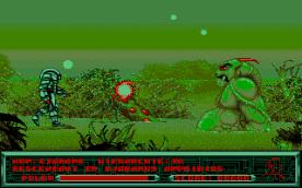 Metal Mutant VGA in-game