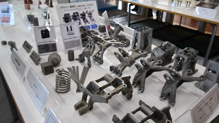 進化する鋳造の現在 都市大EXPO