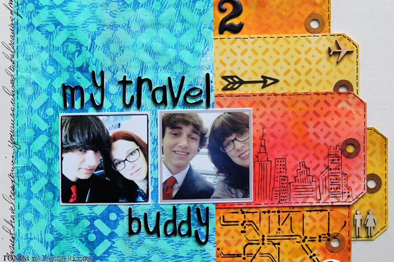 Ronda Palazzari Travel Buddy details