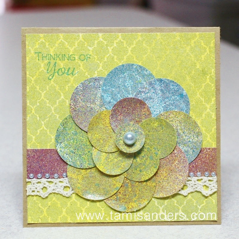 pretty petals card - tsanders wm