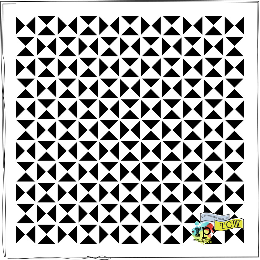 Ronda Palazzari Triangles 2