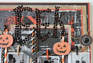 TCW Halloween Canvas Karen Jiles III