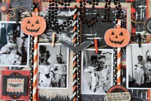 TCW Halloween Canvas Karen Jiles IV
