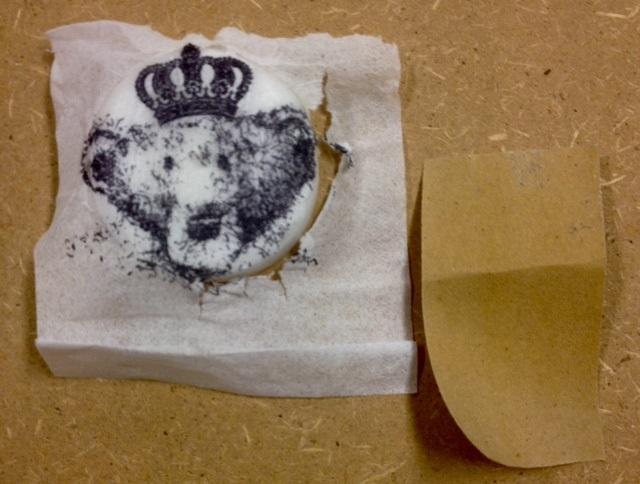 servet schuurpapier