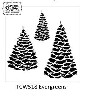 TCW518 Evergreens